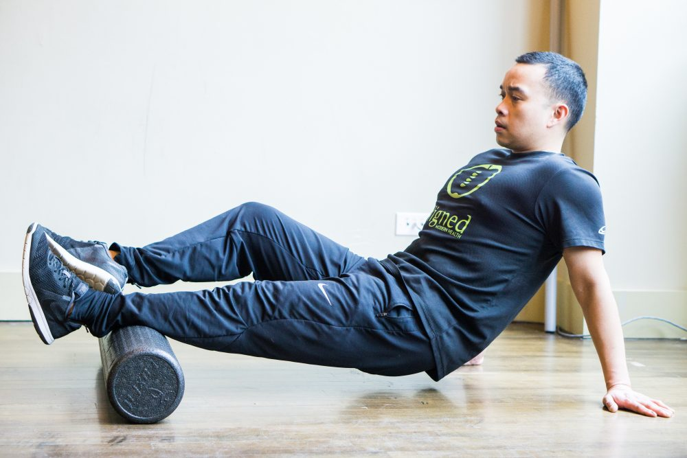 Recovery Routine: Foam Rolling & Lacrosse Ball Exercises